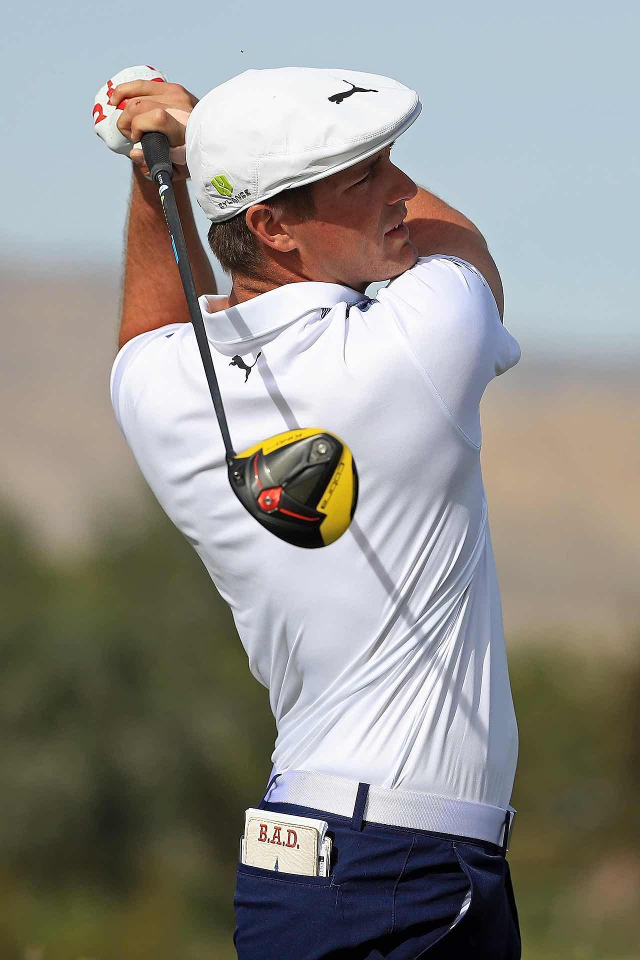 Bryson DeChambeau hits the jackpot in Vegas