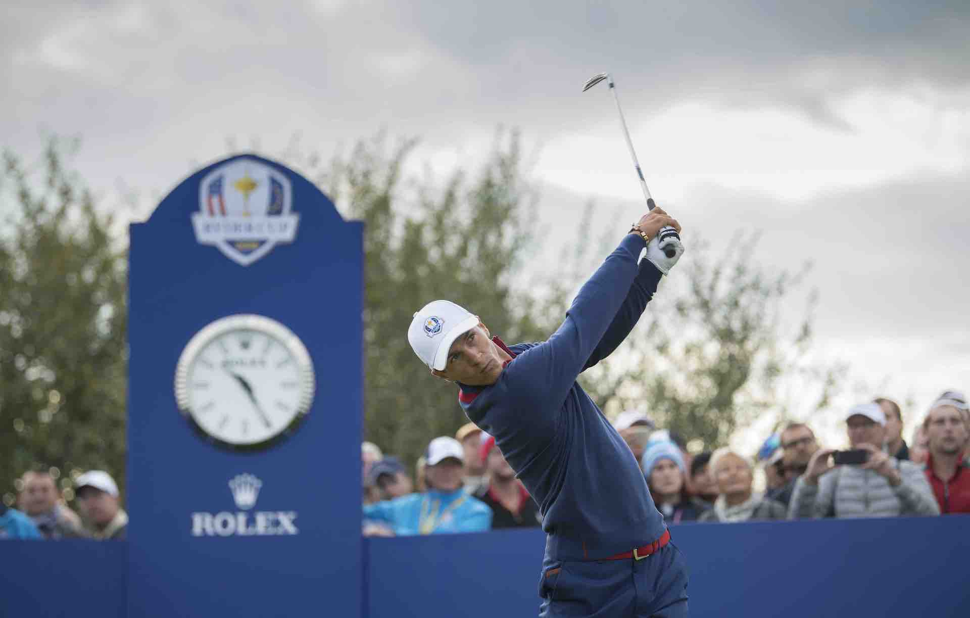Final Rolex series event of 2018 welcomes Europe's elite golfers to Dubai