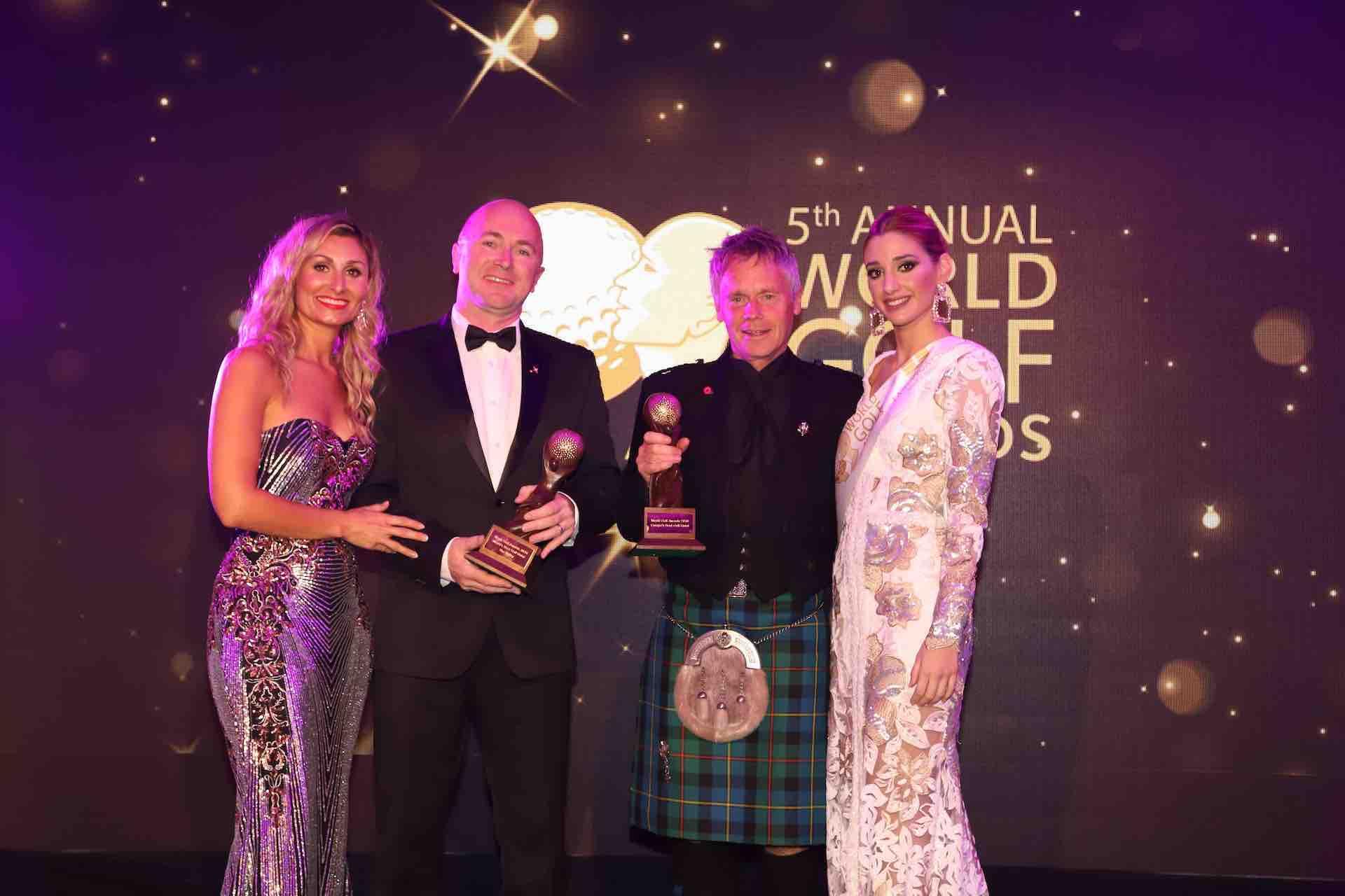 The Belfry wins Best Golf Hotel award
