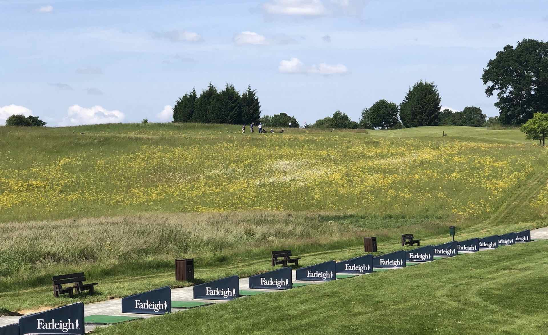 Farleigh finds its range with practice investment