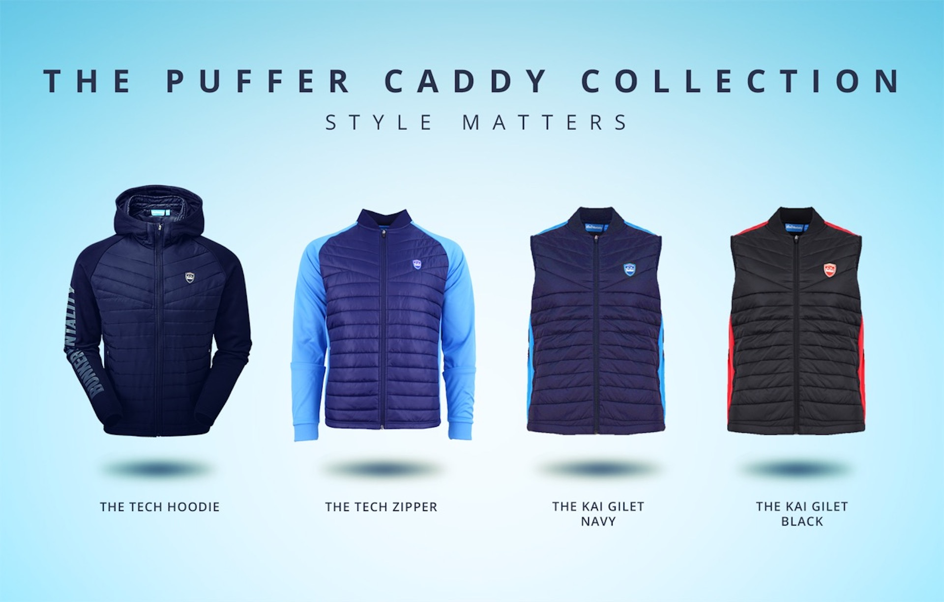 New Puffer Caddy Collection
