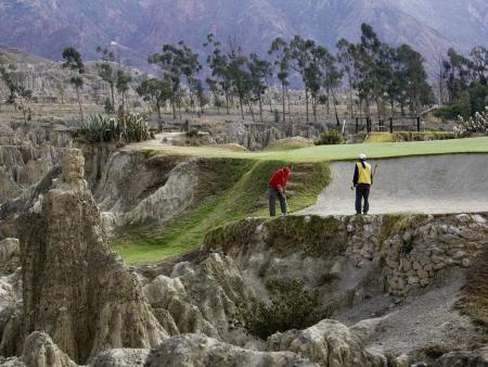 Golf's Top 18 most dangerous courses