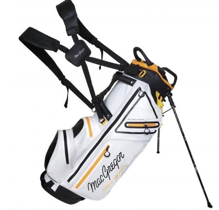 MacGregor launches MACTEC water repellent golf bags