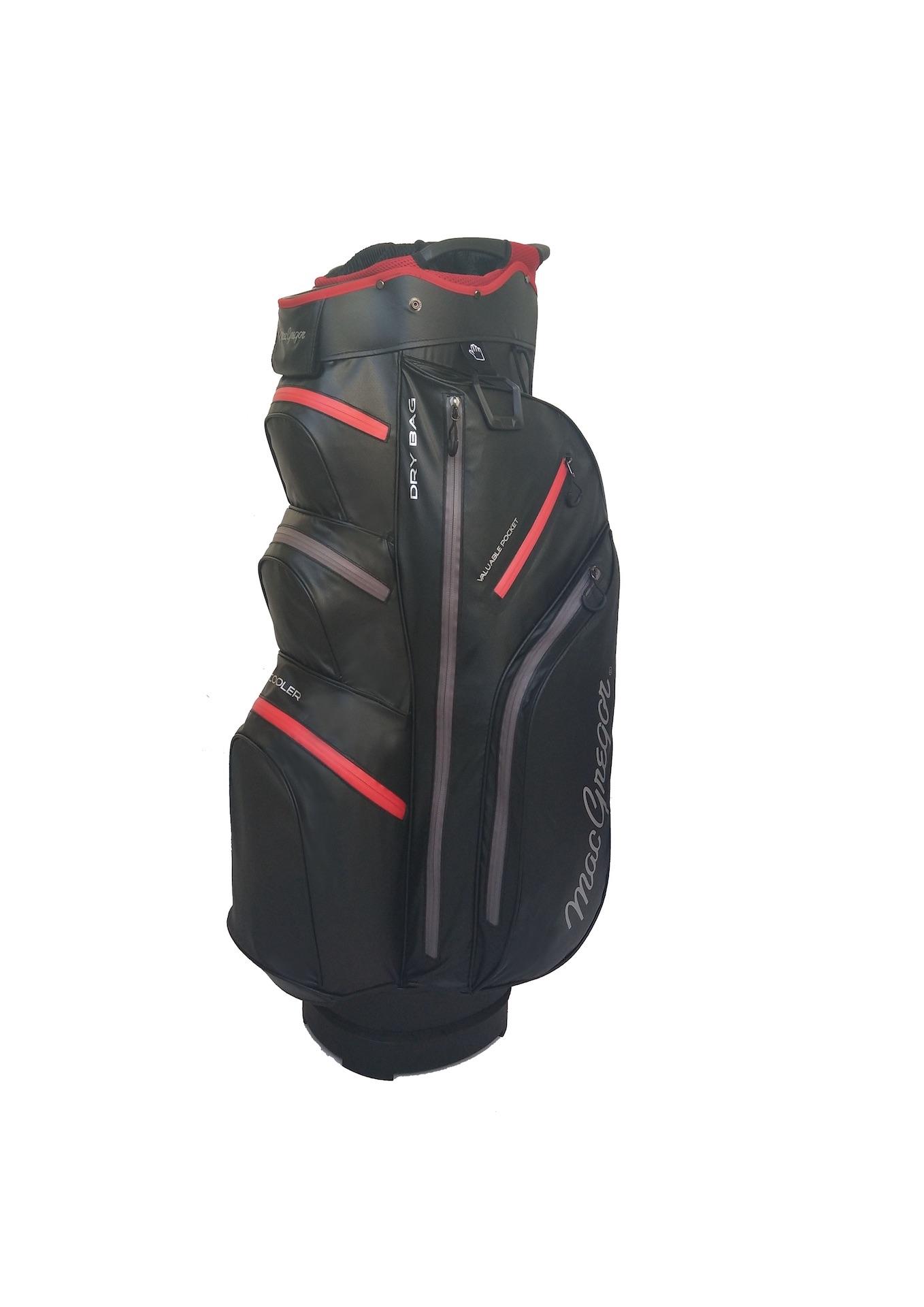 MacGregor launches MACTEC water repellent golf bags