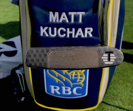 Kuchar's faith in his Bettinardi putter pays off
