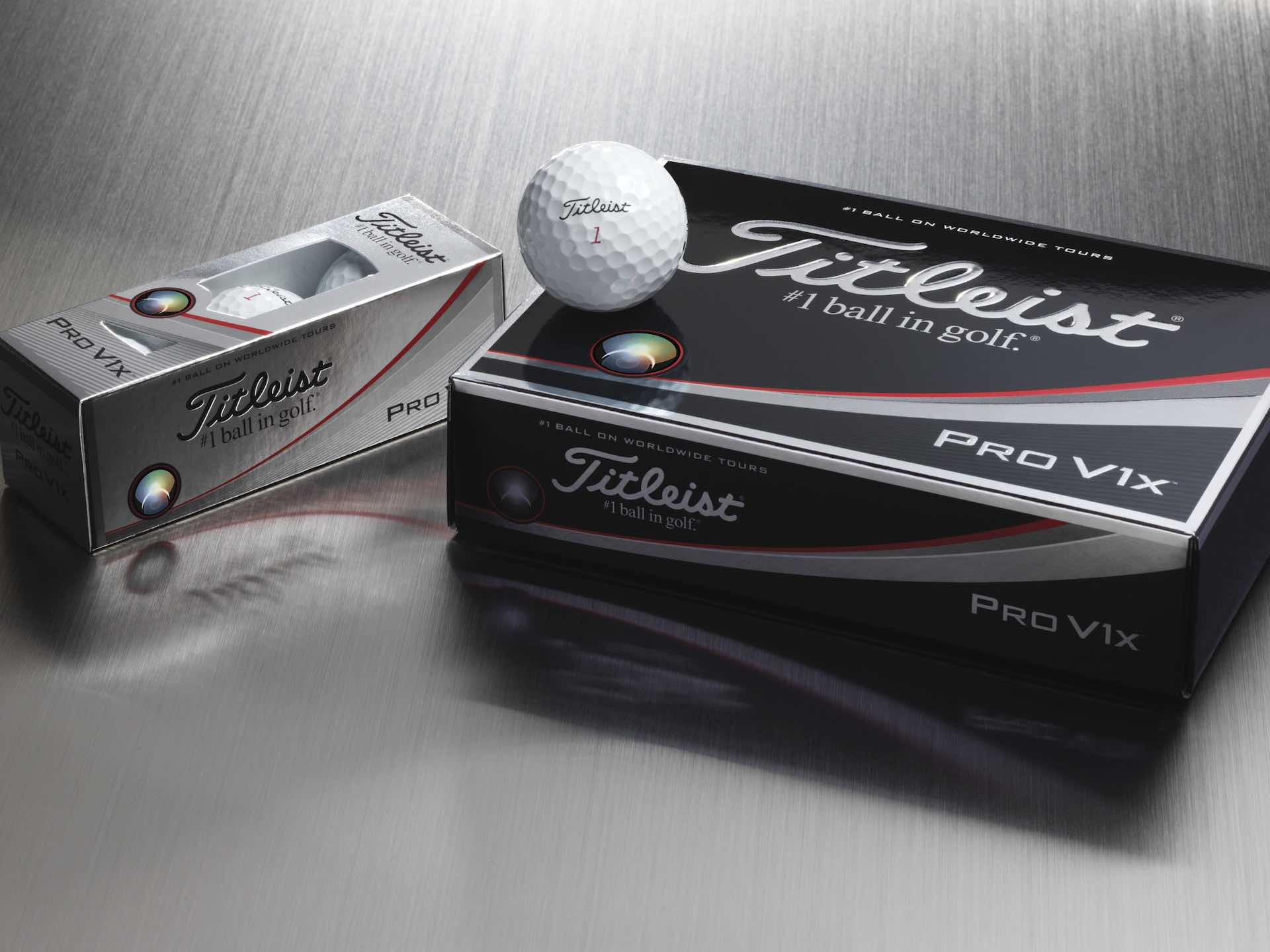 Titleist breaks more records for #1 ball in golf
