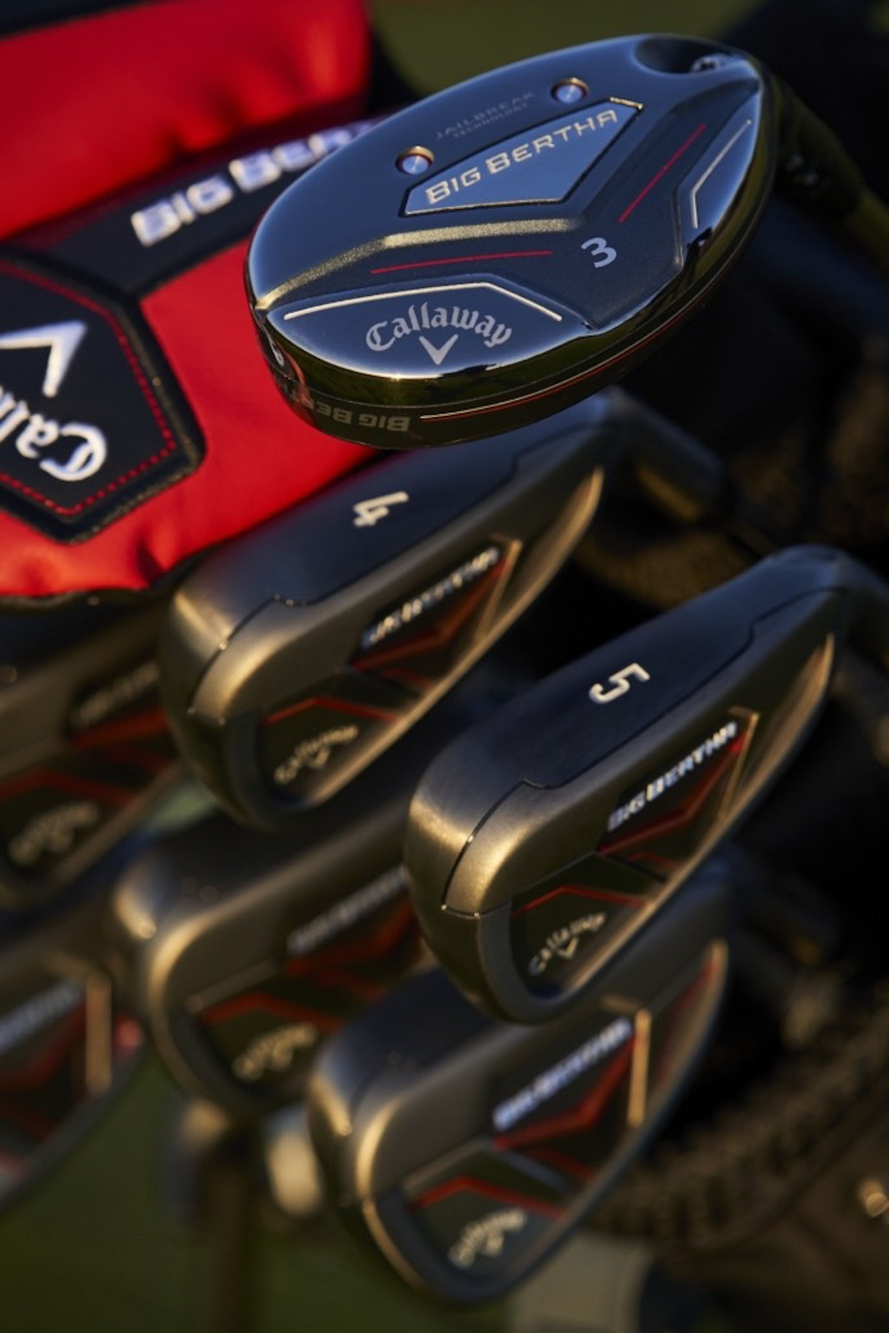 New 2019 Big Bertha Irons and hybrids launched