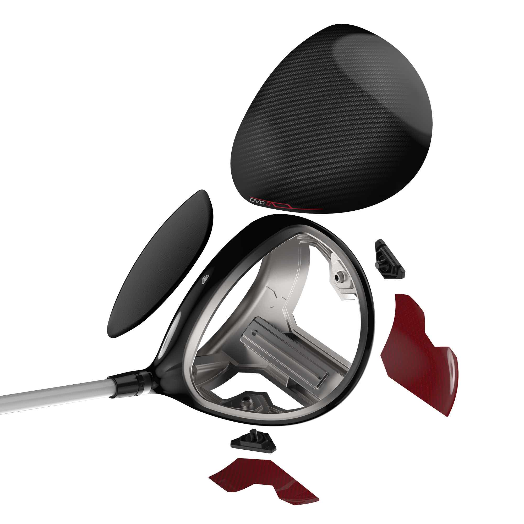Cortex wins Wilson Golf Driver vs Driver 2