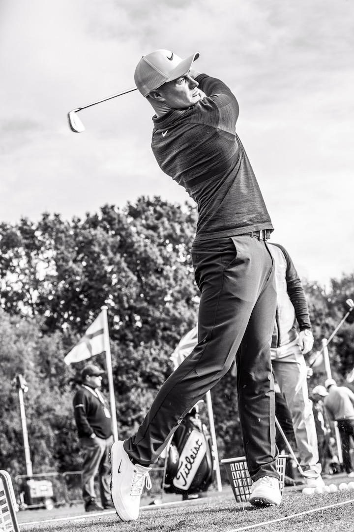 How to shoot 59 by golf history maker Oliver Fisher