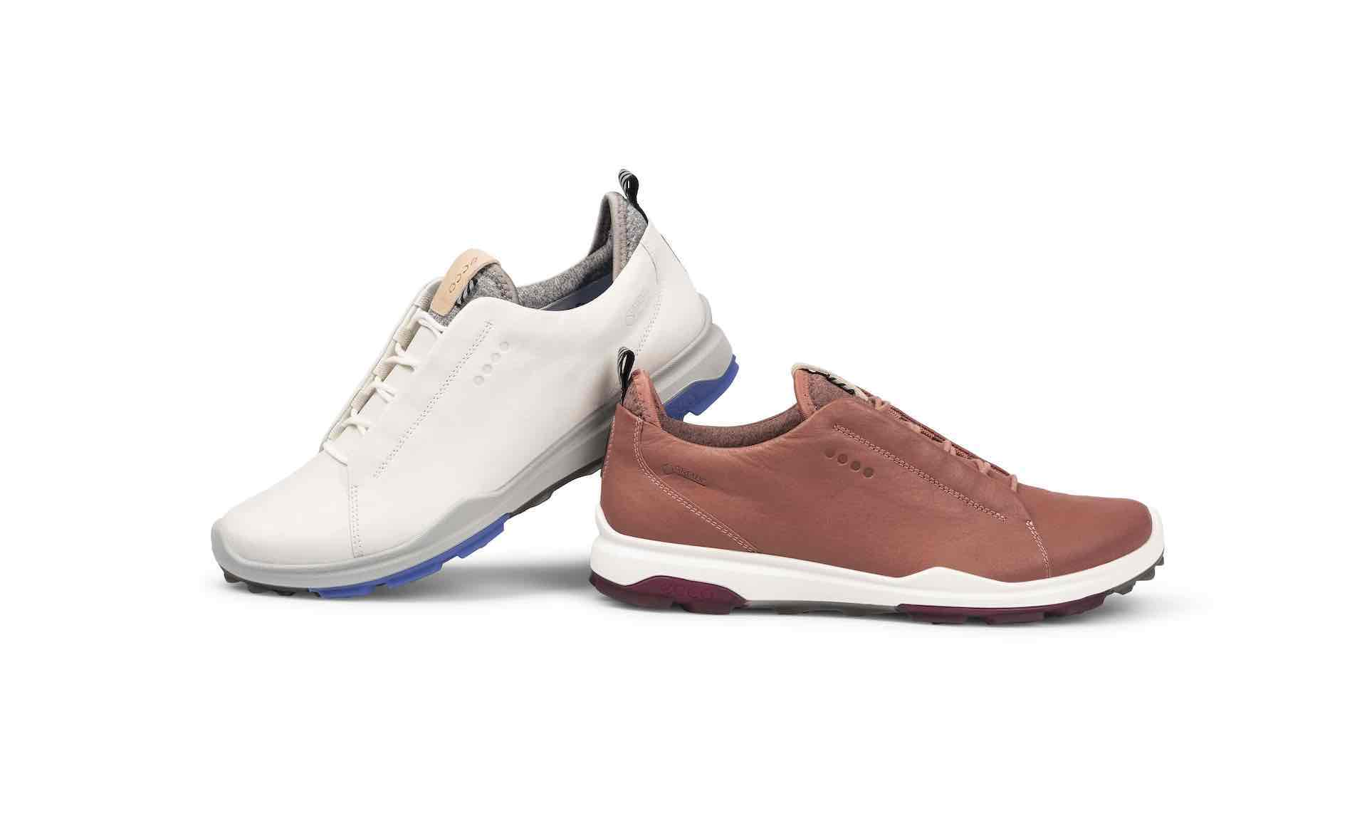 ECCO Golf evolves award-winning women's Biom Hybrid 3 range