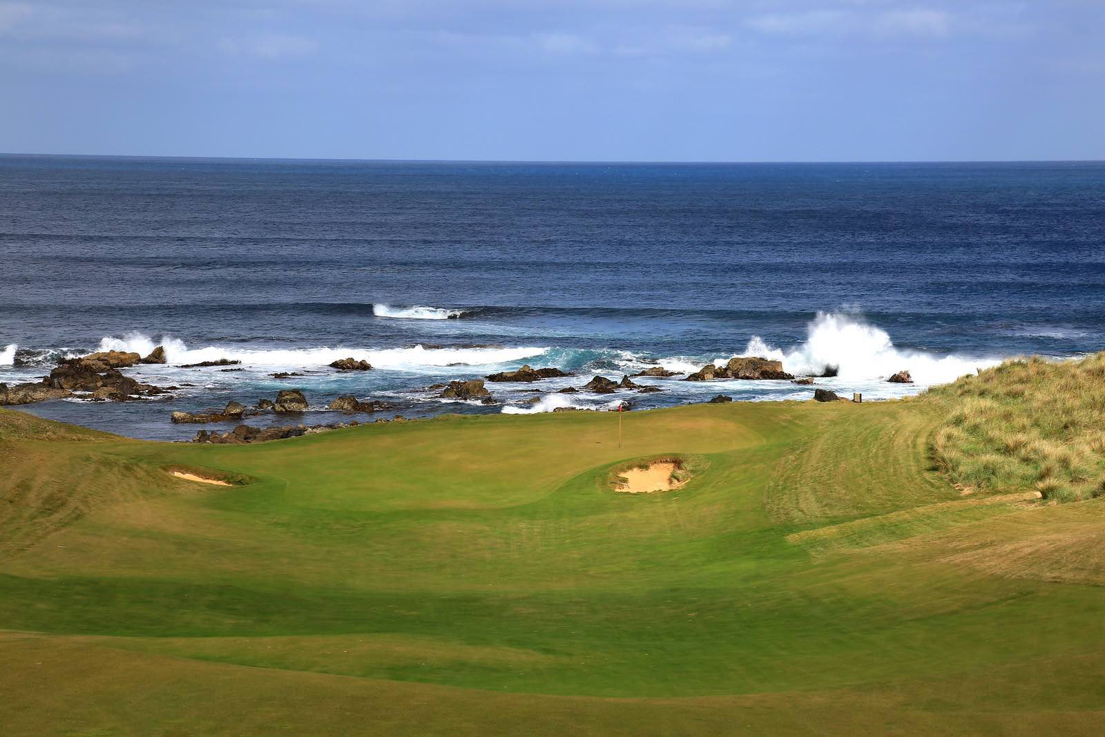 Troon appointed by Australia's Cape Wickham Golf Links