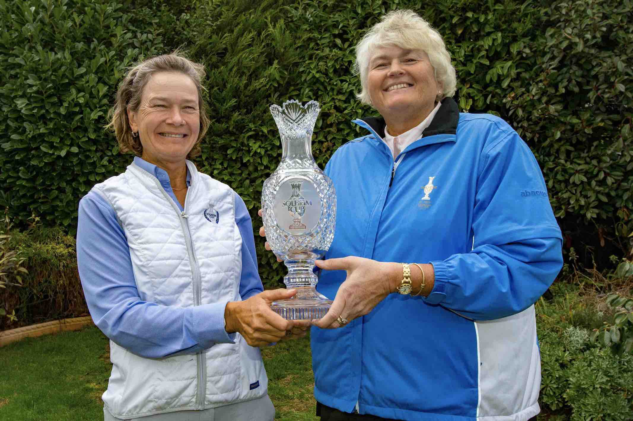 Dame Laura Davies named Solheim Cup Vice Captain