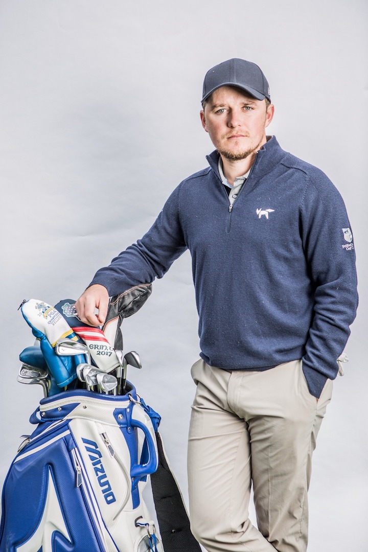 On the couch with Existential Golfer Eddie Pepperell