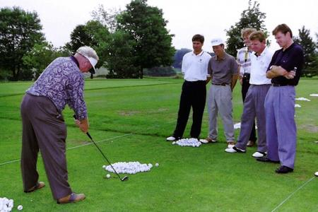 The Top 10 Weirdest Golf Swings