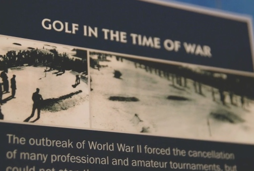 How golf helped WW2 Nazi prisoners get through the war