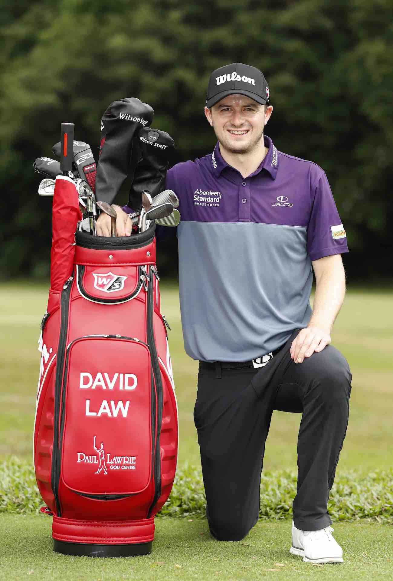 Wilson Staff signs Scottish Tour Star