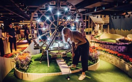 Swingers crazy golf gets multi-million pound investment