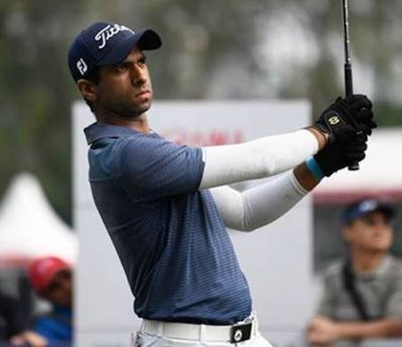 Aaron Rai grips first European Tour win