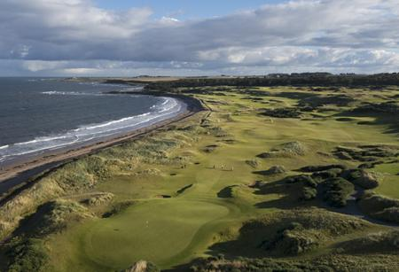 Kingsbarns Golf Links has record breaking year