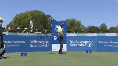 What happens when your driver breaks in mind swing?