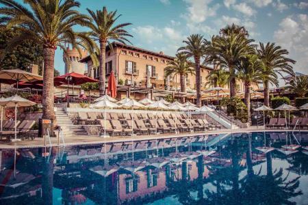 Mallorca's Castillo Son Vida