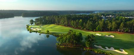 GolfPorn: Reynolds Plantation Oconee Golf Course, USA