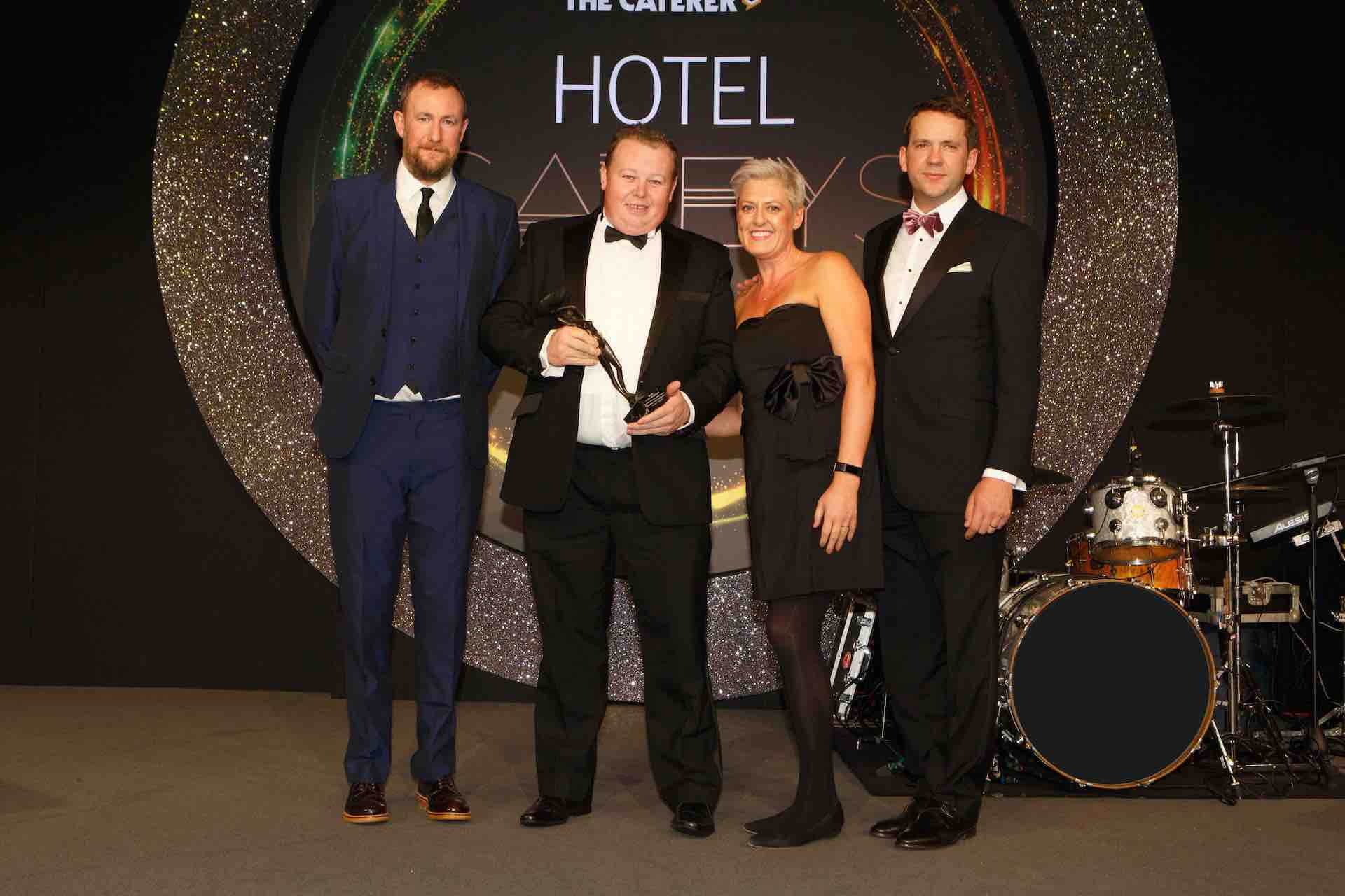 The Belfry's Executive Head Chef wins