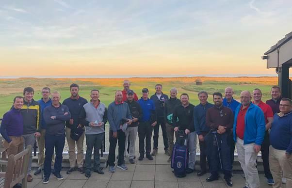 International field flocks to Kent coastline