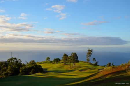 Madeira highlighted as perfect year round golf destination