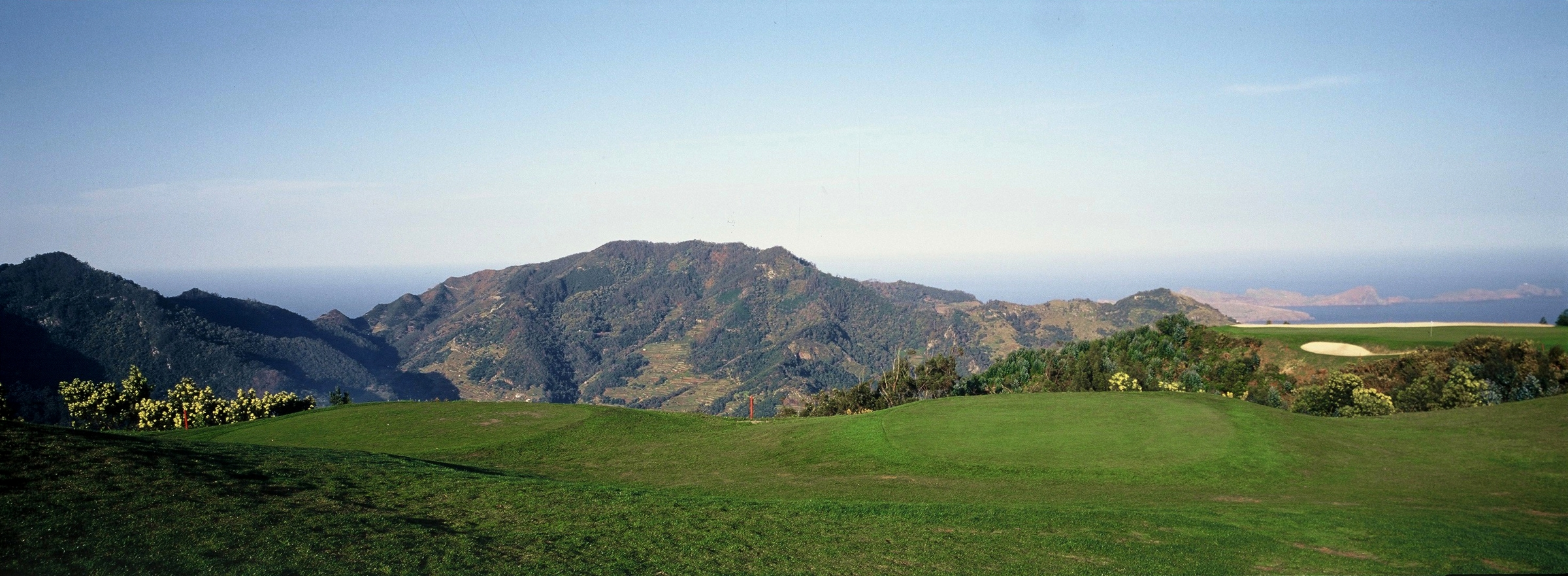 Madeira hailed as Europe's up and coming golf destination