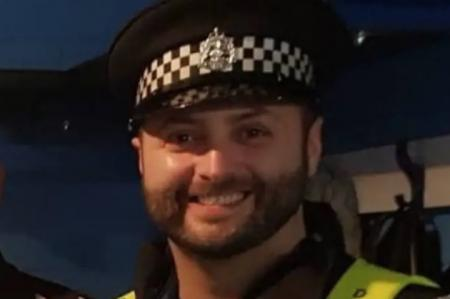 Carnoustie police officer