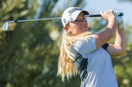 Bronte Law smashes Ladies European Tour record