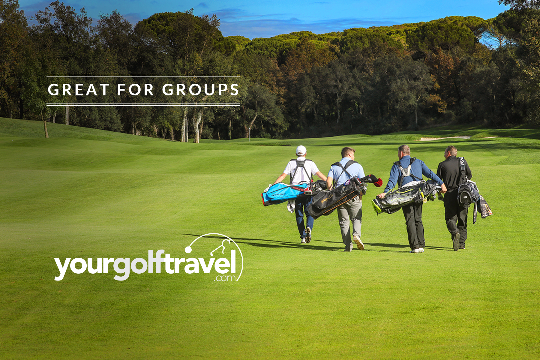 Your Golf Travel reward their groups in January