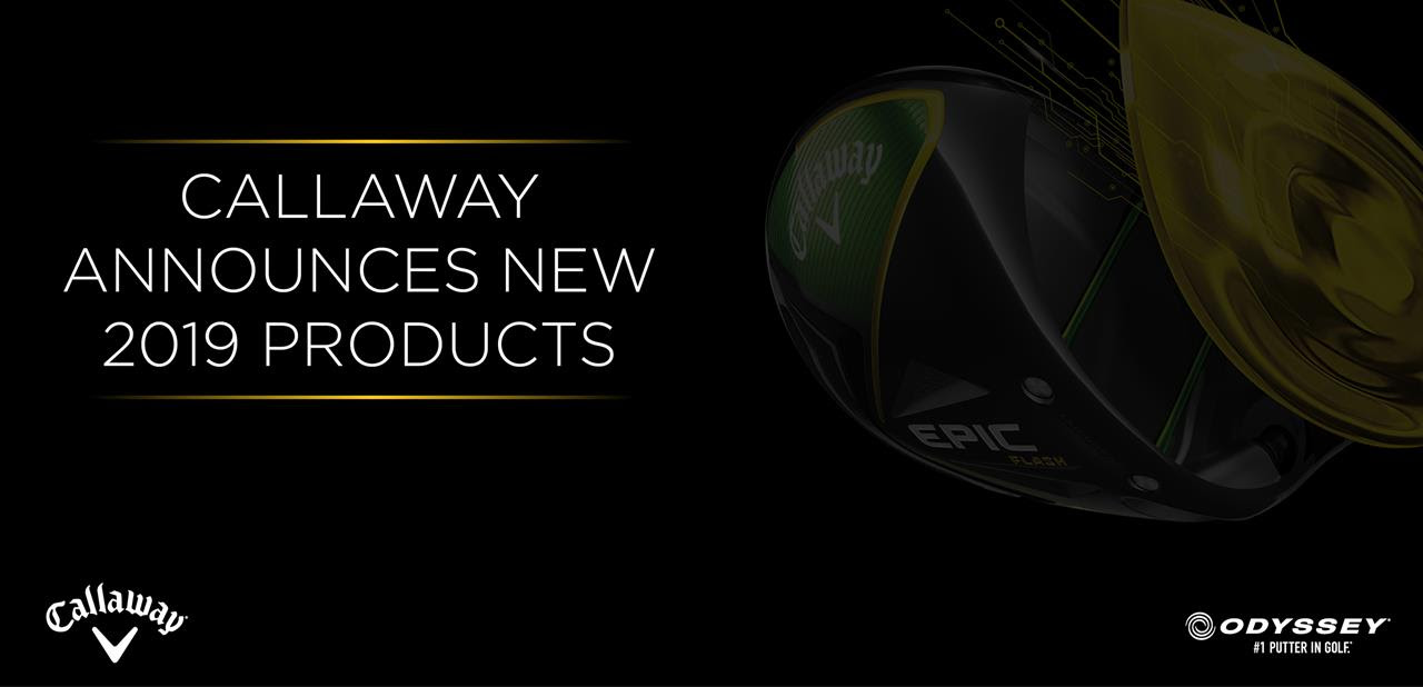 Major brands including Callaway sign up for British Golf Show