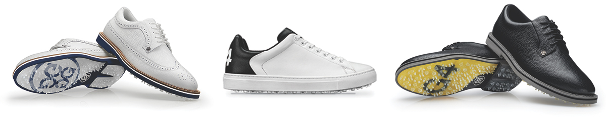 Win a pair of GFORE shoes to kick start the New Year