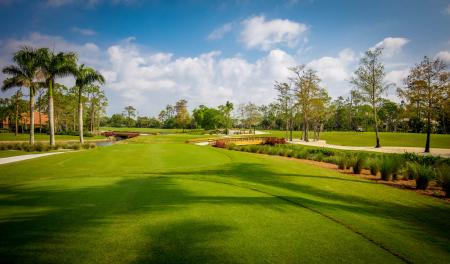 Wyndemere Country Club in Naples, Florida