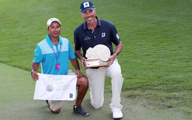 Matt Kuchar admits being 'hard-headed' in caddie pay storm