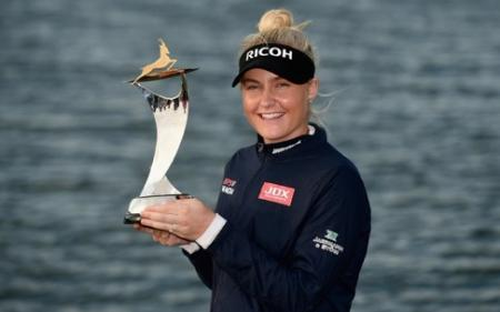 Charley Hull gets 2019 off to a flyer in Dubai