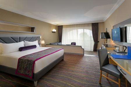 Sirene Belek hotel given £2 million new look for 2019