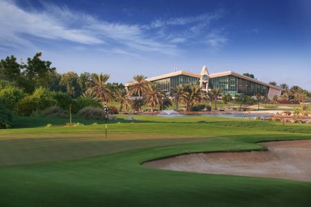 Abu Dhabi Golf Club primed to host