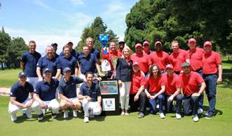 Team USA vs. Team Europe Celebrity Golf Cup for Ryder Cup Trust