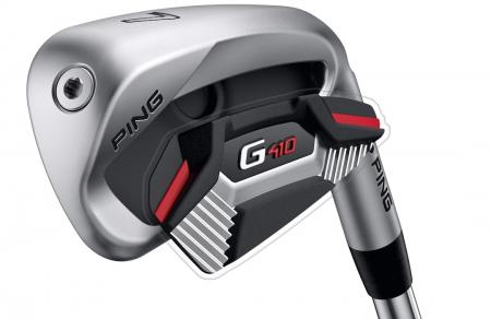 BOOM!! PING introduces the G410 iron