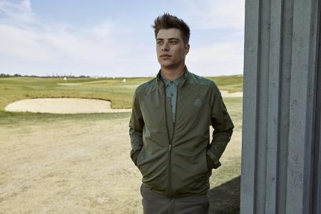 Galvin Green gives Edge Collection a military theme