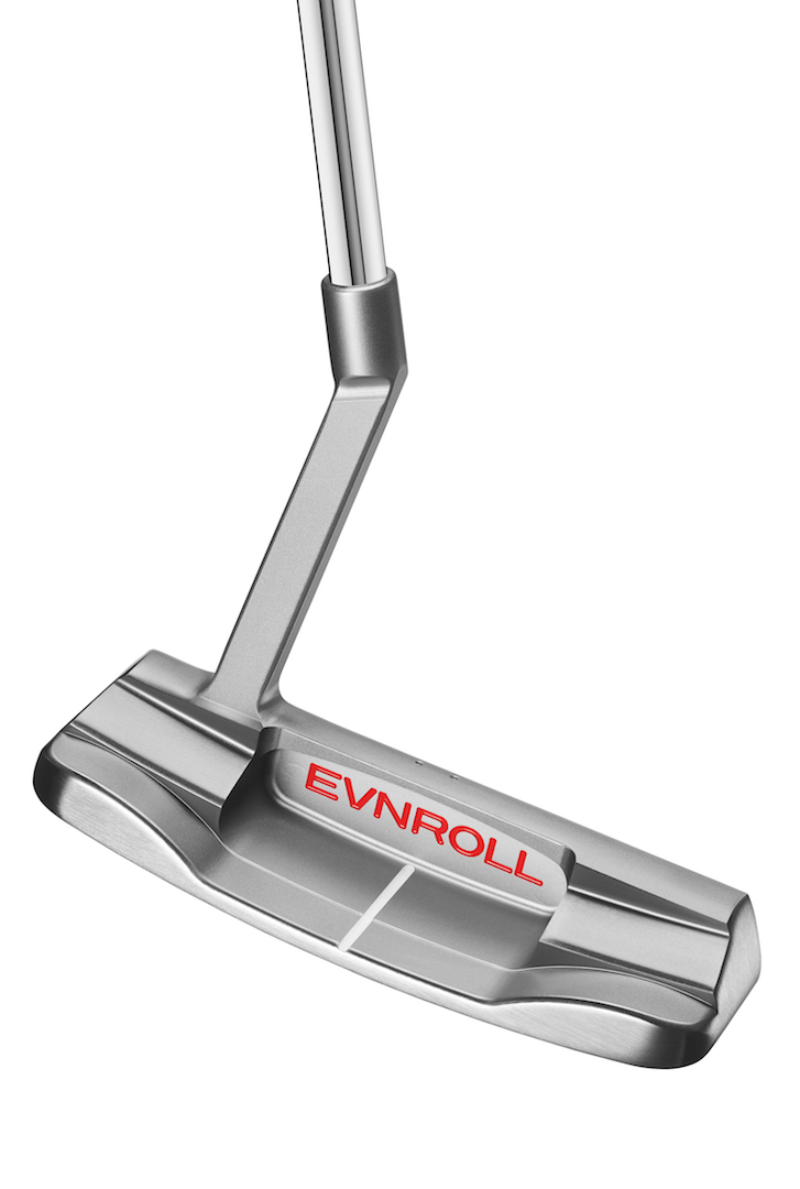 EVNROLL launches four new putters