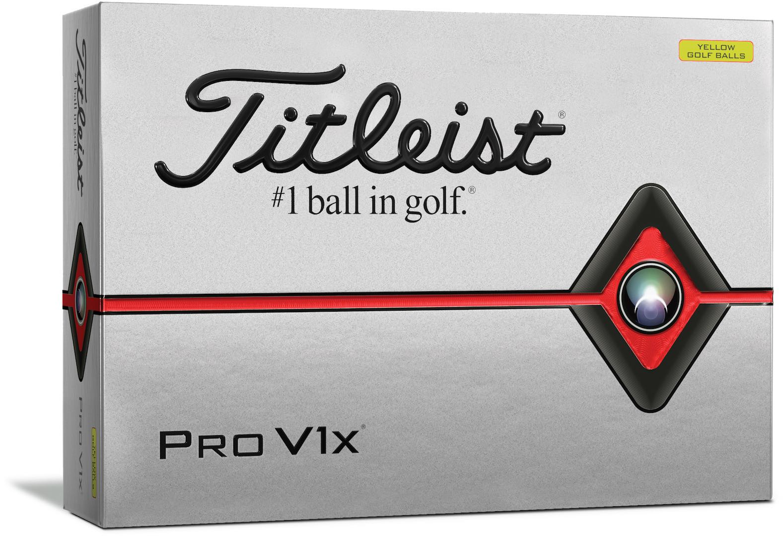 New Pro V1 and Pro V1x Golf Balls launched