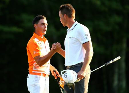 Rickie Fowler wins in Boston