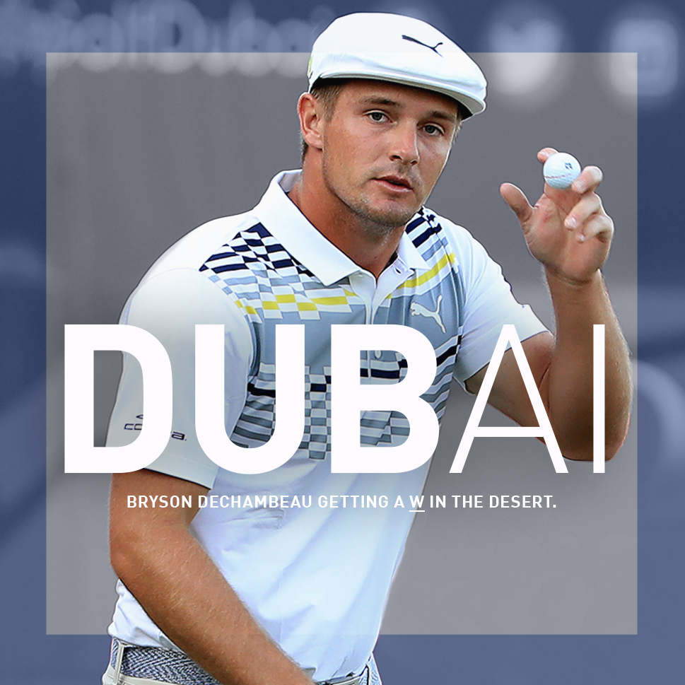Did new technology tip scales in Bryson DeChambeau's favour?