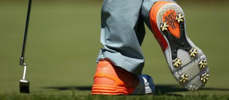 Rory's Fancy New Nike Lunar Control 3 Shoes