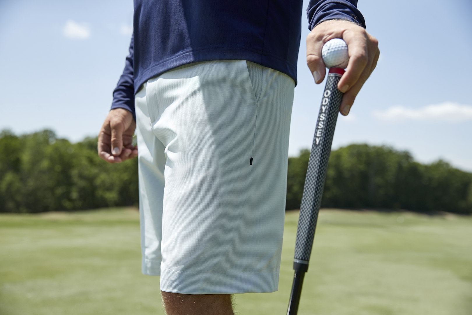Callaway Apparel introduce SWINGTECH
