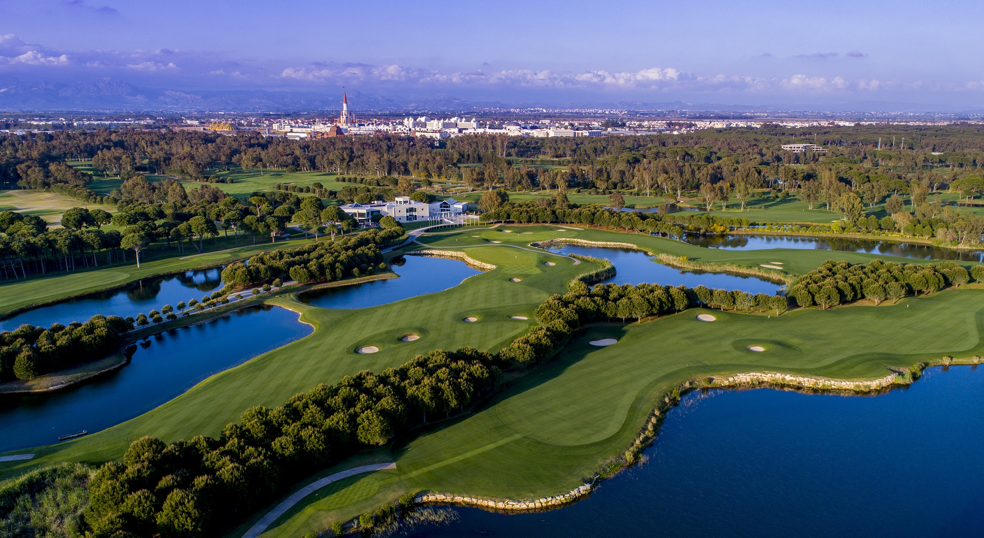 PGA National Turkey eyes record numbers of golfers